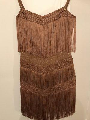 Fransen Kleid von Elisabeta Franchi