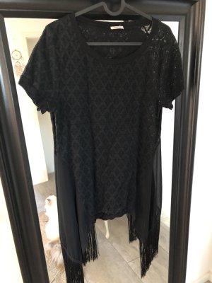 Intimissimi Gehaakt shirt zwart