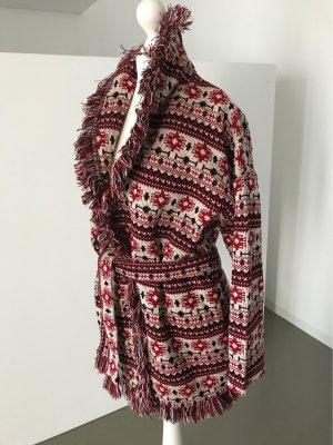 Fransenjacke Zara neu