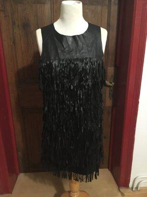 Glamorous Sukienka z frędzlami czarny