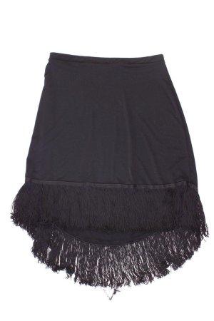 Spódnica z frędzlami czarny