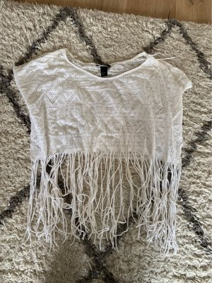 H&M Camicia oversize bianco