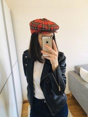 Französischen Vintage, Matem Hut, Gatsby Hat, Newsboy cap