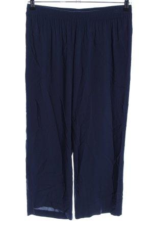 Frapp Pantalone culotte blu stile casual