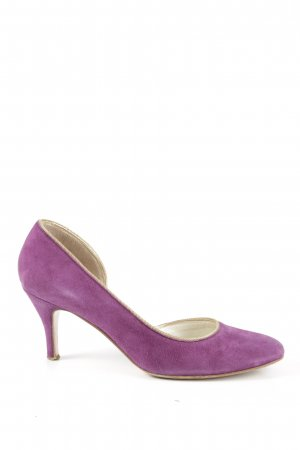 Fratelli rossetti High Heels lila Business-Look