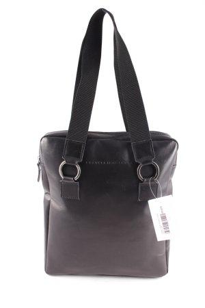 Fratelli rossetti Shopper schwarz Casual-Look