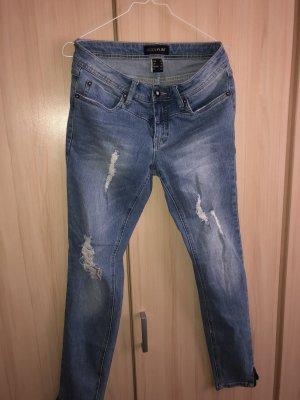 Bodyflirt Jeans skinny multicolore