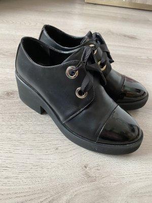 100% Fashion Low boot noir