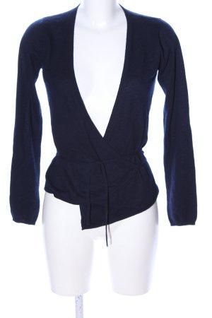 frc cashmere Shirtjacke blau Casual-Look