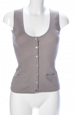 frc cashmere Knitted Top brown casual look