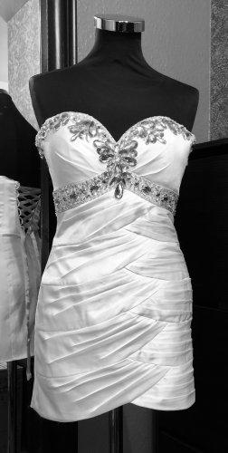 ENVY Vestido de novia blanco puro