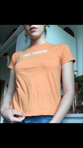 Freches oranges T-Shirt