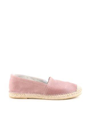 Fred de la bretoniere Espadrilles-Sandalen pink Casual-Look