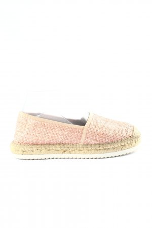 Fred de la bretoniere Espadrille Sandals pink casual look