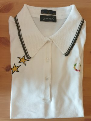 Fred Perry Polo bianco