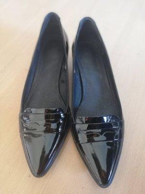 Fred Perry elegante Schlüpfschuhe Loafers Ballerinas