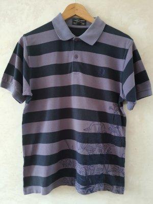 Fred Perry Polo Shirt lilac-dark blue