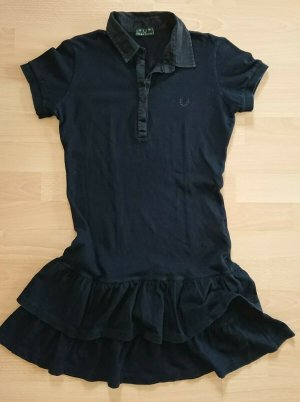 Fred Perry Polo Dress black