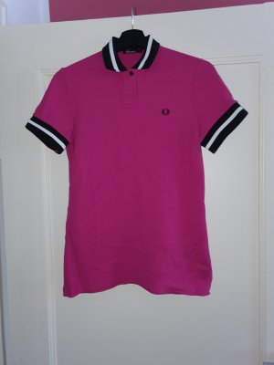 Fred Perry Polo-Shirt, Fuchsia, Gr. 38