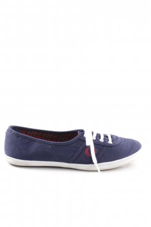 Fred Perry Schnürsneaker Karomuster Casual-Look