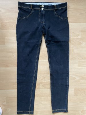 Freddy WR.UP Low-Rise Trousers anthracite