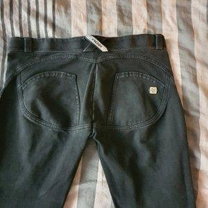 Freddy pantalón de cintura baja azul oscuro