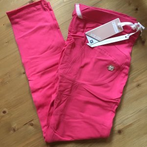 Freddy Jeans WR.UP Neu Gr. L Pink Rot 7/8 Länge
