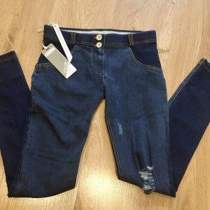 Freddy Jeans skinny blu-blu scuro