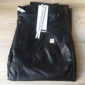 Freddy Leather Trousers black