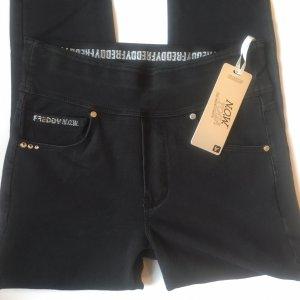 Freddy Jeans a vita alta nero