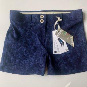 Freddy Hot pants blu scuro-blu