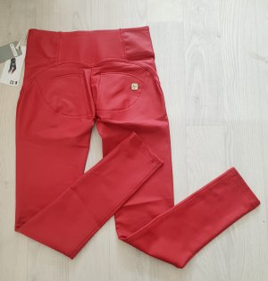 Freddy Pantalon en cuir multicolore