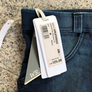 Freddy Jeans a 7/8 blu scuro Cotone