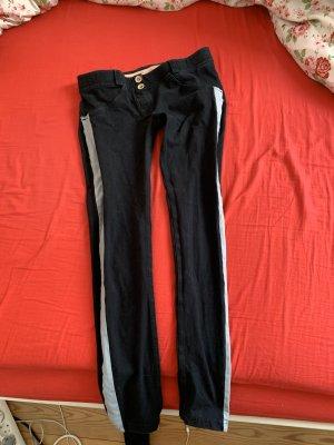 WR UP Leggings negro-gris claro