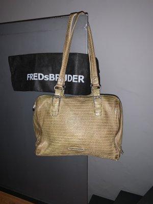 Fredsbruder Shoulder Bag green grey