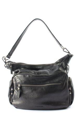 Fredsbruder Handtasche schwarz Casual-Look