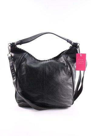 Fredsbruder Handtasche schwarz Business-Look