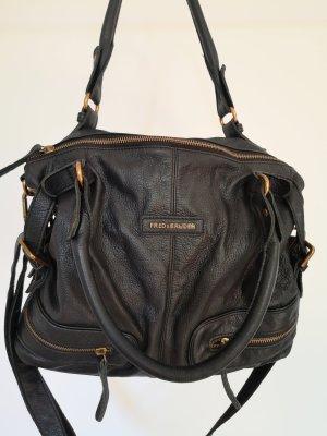 FREDsBRUDER Handtasche schwarz