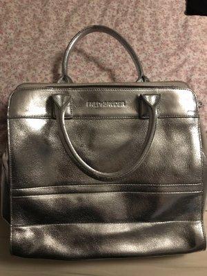 FredsBruder Handtasche Silber neu und unbenutzt