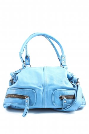 Fredsbruder Carry Bag blue casual look