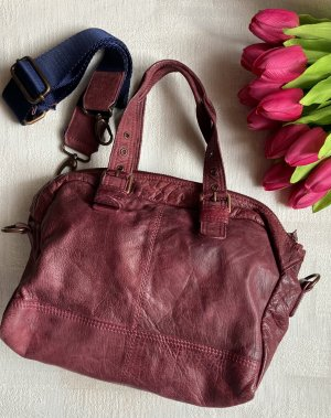 Fredsbruder Laptop bag bordeaux