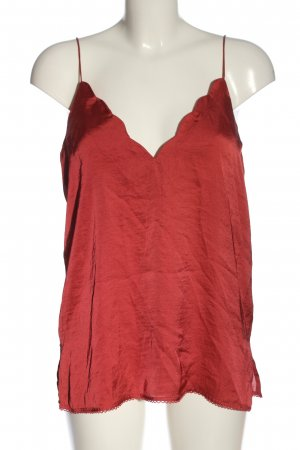 Free People Blouse Top red casual look