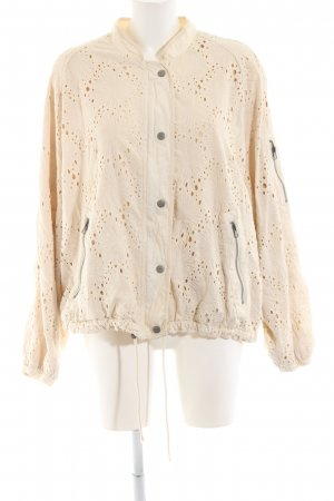 Free People Blouson creme Casual-Look