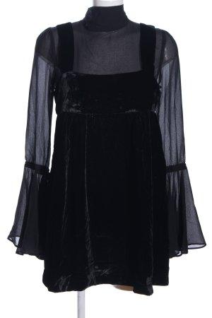 Free People Minikleid schwarz Elegant