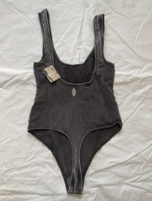 Free People Body basique gris-gris anthracite