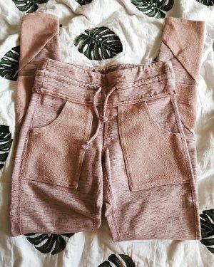 Free People Pantalon de sport vieux rose-rosé