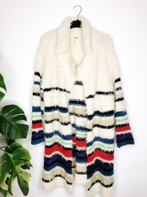 Free People Oversized Coat multicolored