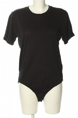 Free People Shirtbody schwarz Casual-Look