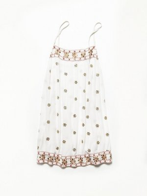 FREE PEOPLE // SLIPDRESS