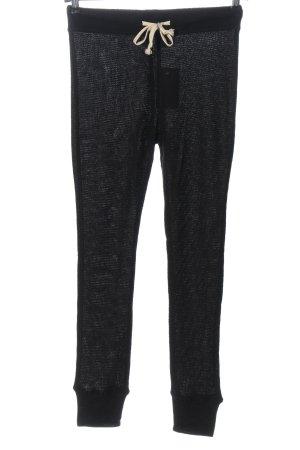 Free People Sweat Pants black simple style